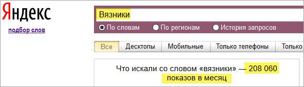 город Вязники запросы